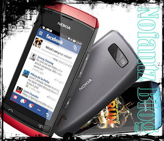 New Update Firmware Nokia Asha 305 RM-766 v07.42 Bahasa Indonesia