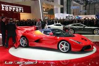 LaFerrari Mendapat Penghargaan AutoScout24