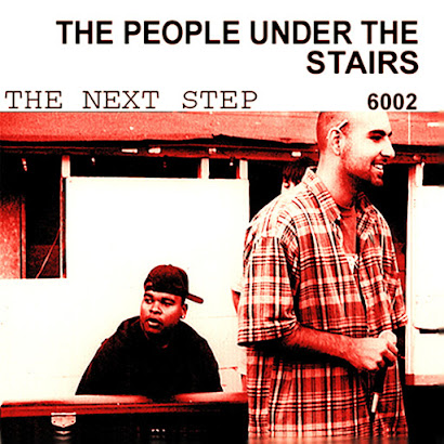 People Under The Stairs - The Next Step (1998)