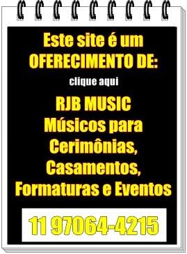 Músicos para cerimônias - clique para acessar