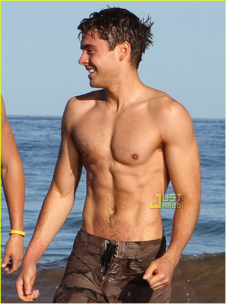 Gatos do Mundo: Zac Efron