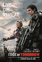 Edge of Tomorrow large movie poster malaysia