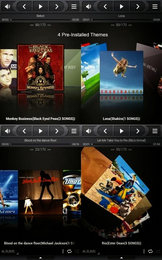 iSense Music - 3D Music Player v2.005s