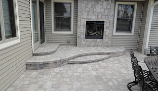 patio as example of hardscape