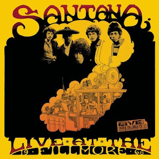 Santana – 1968 – Live at the Fillmore