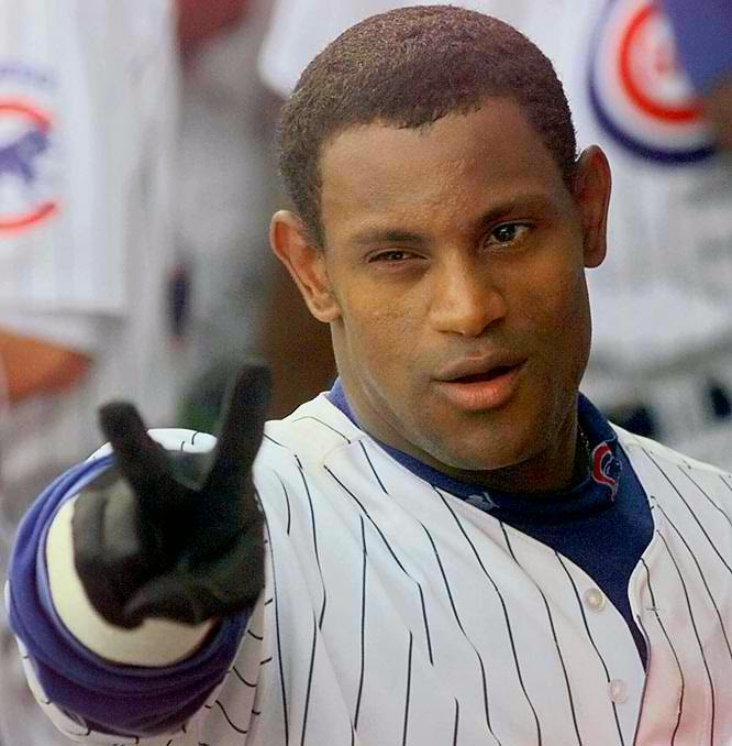 Sammy Sosa photo