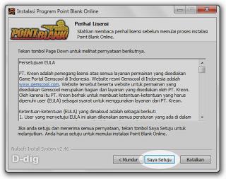 Cara Install Point Blank (PB) Indonesia Lengkap dengan Gambar