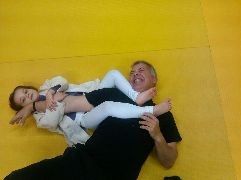 Judo para niños en Palma de Mallorca