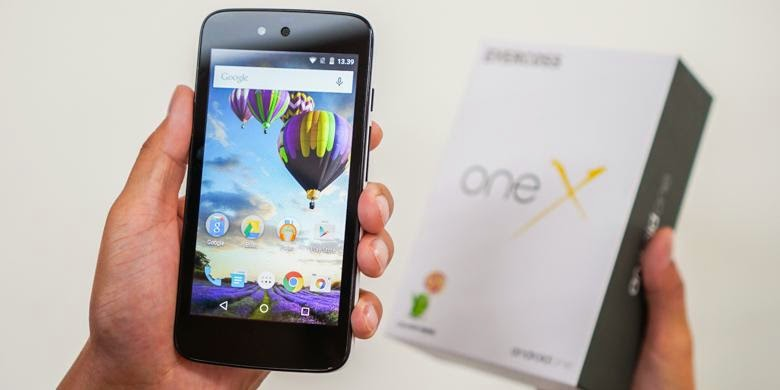 Spesifikasi dan Harga Android One Evercross One X | UnduhDroid