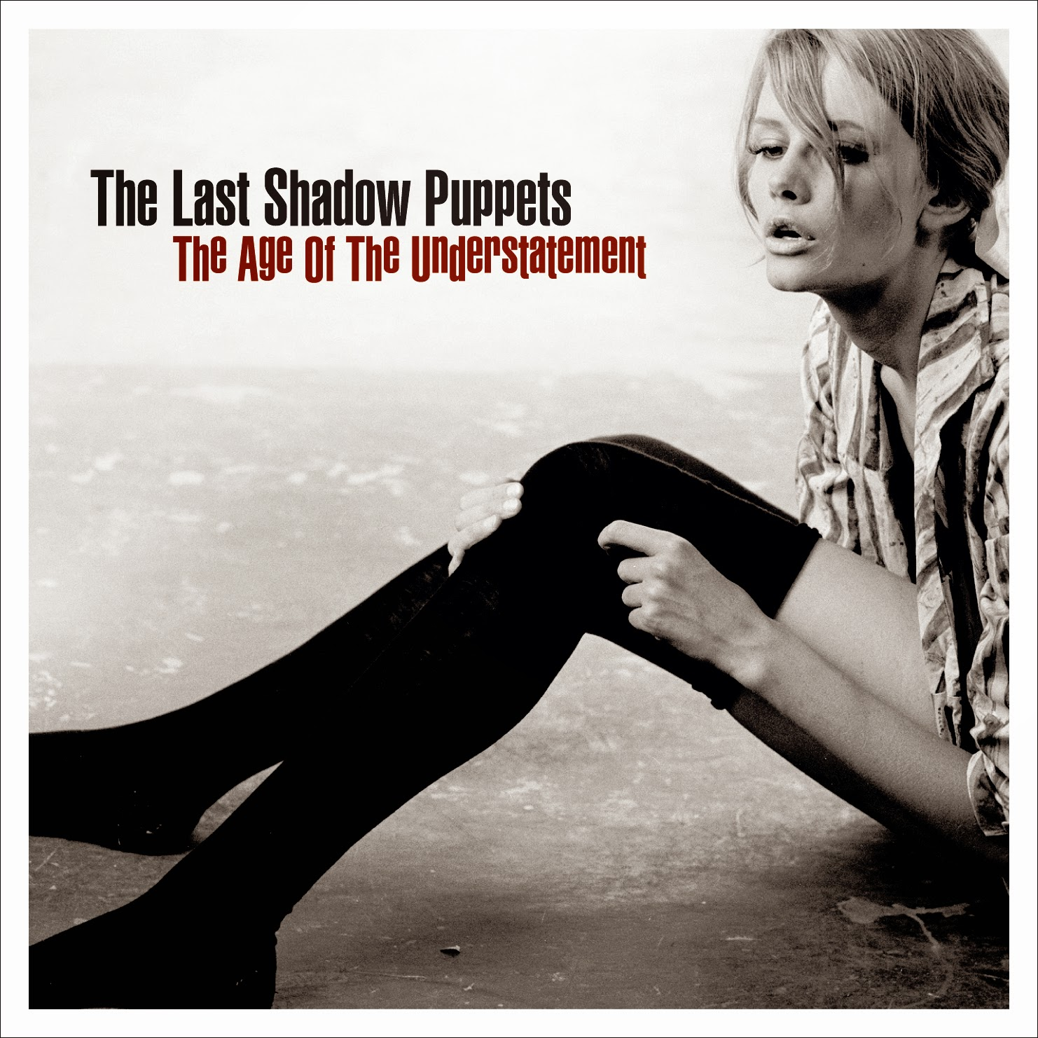 Portada del disco de Last shadow puppets