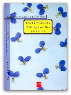 Libro: Canto y cuento. Antología poética para niños