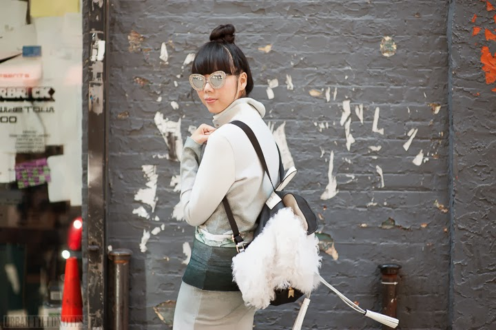 backpack sunglasses bun susie bubble