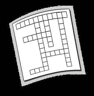 Anda sering main tts? tts atau teka teki silang / crossword puzzle