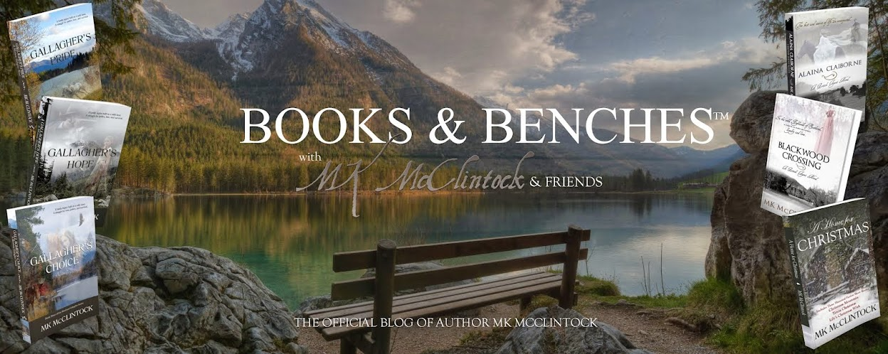 Books and Benches