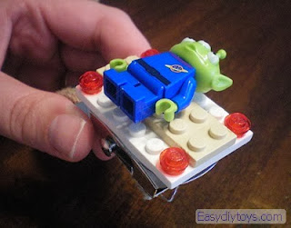 homemade lego toy things 1