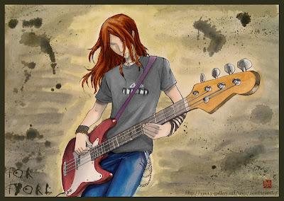 Tips penting untuk mulai belajar gitar bass
