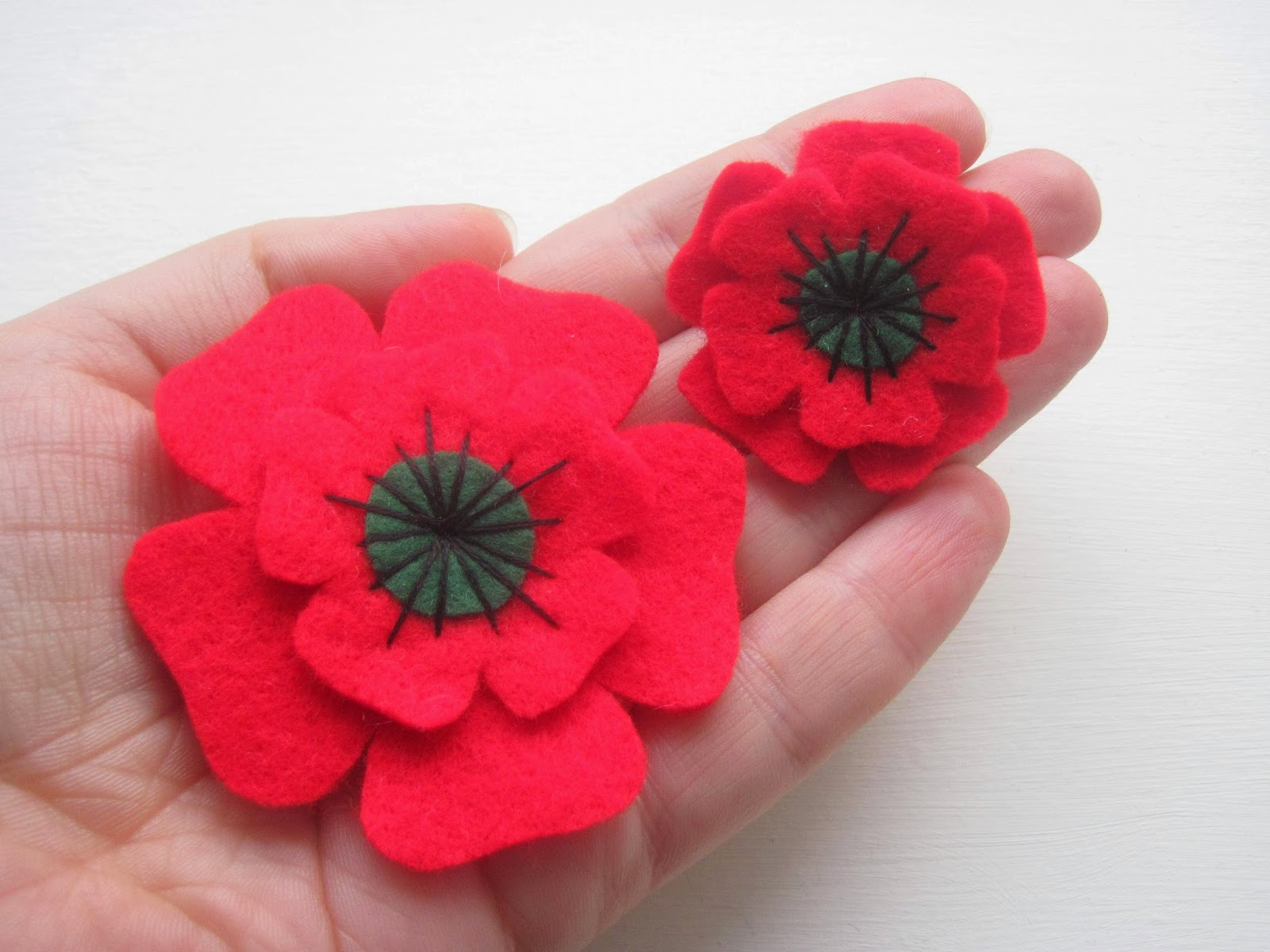 Graces Favours Craft Adventures Poppies For Remembrance Sunday