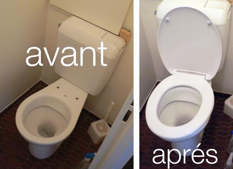 Pierre paris changer un battant wc - Changer un wc existant ...