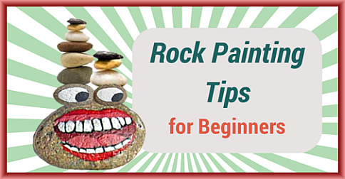 Stone animals nativity sets amp more rock painting tips for beginners