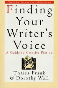 Portada americana de Cultiva tu talento literario, de Thaisa Frank y Dorothy Wall