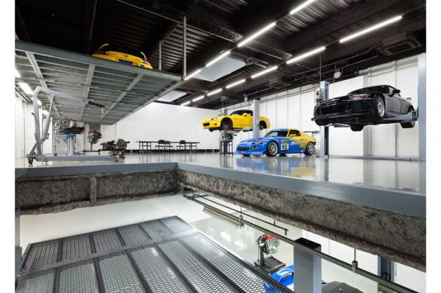okokno : Speedshop Type One - Showroom/Auto Repair Shop