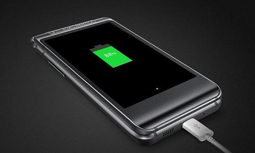 Samsung W2016 mobile