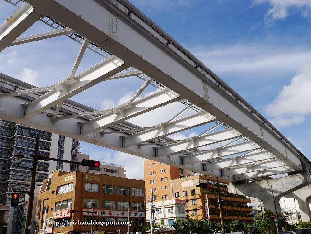 沖繩-交通-單軌電車-那霸-教學-自由行-旅遊-旅行-Okinawa-yui-rail- transport-train