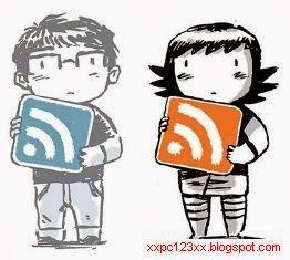 Ilustrasi RSS Feed (Gambar tidak terlihat? Klik kanan tulisan ini, dan pilih 'Reload Image')