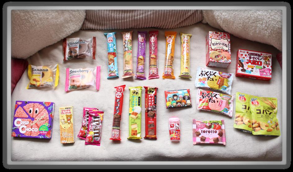 Candysan Japanese Candy Haul & Review torotto country maám crispy choco baumkuchen otona petit puku puku tai copan hellot kitty apollo m&m rilakkuma