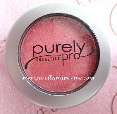 Purely Pro Blush in Strawberry