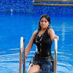 Charmi Wet @ Swimming Hot Images