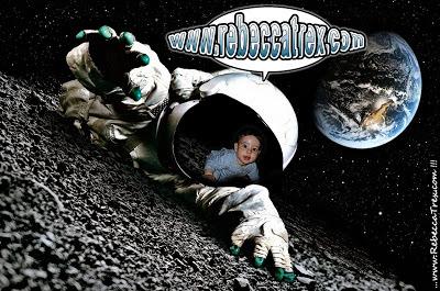 astronauta sulla luna 2013 rebeccatrex