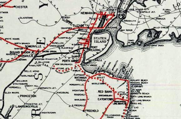 Keenbug Keansburg Maps Amp Legends