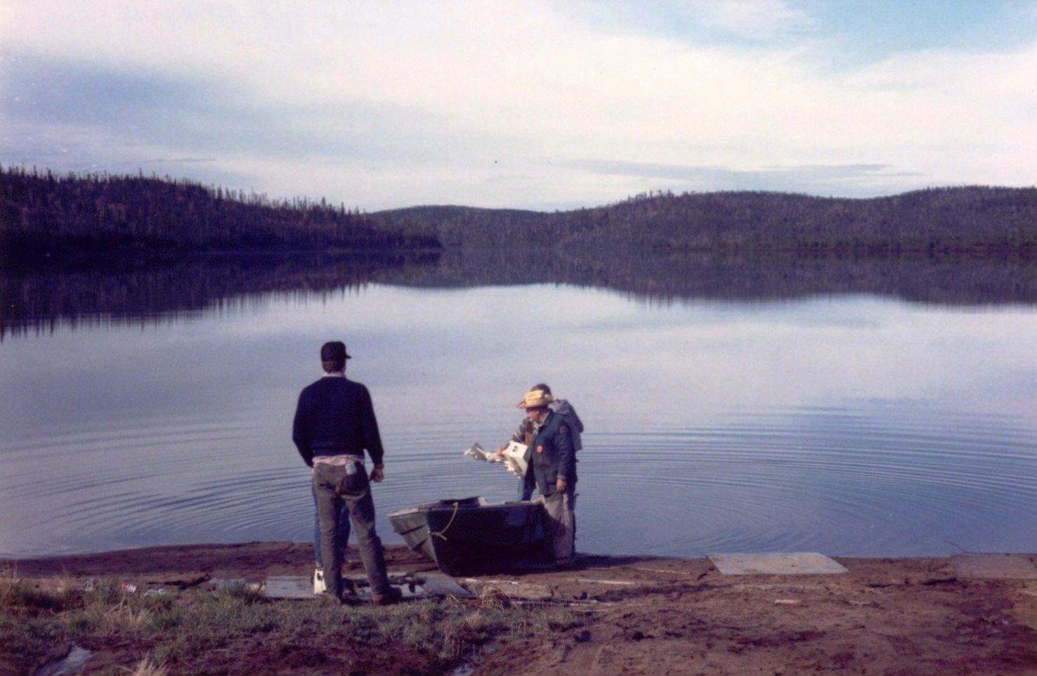 Actionshotsnh canadian fishing trip 1 for Canadian fishing trips