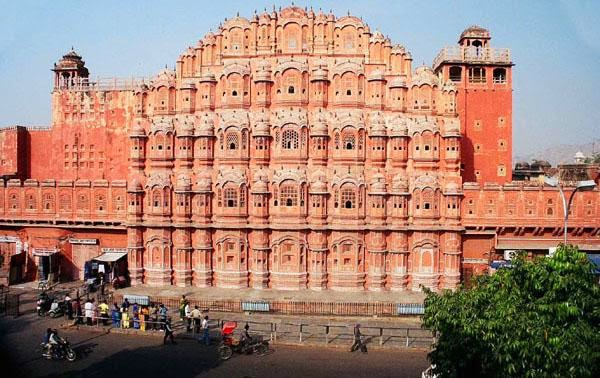 luxury golden triangle tour india
