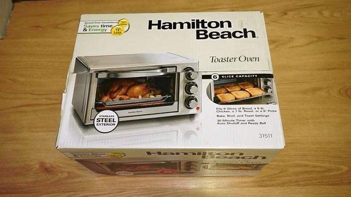 Review Hamilton Beach Model 31511 Toaster Oven Invertedkb