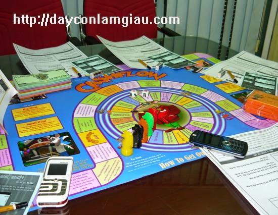 game cashflow Đồng Nai