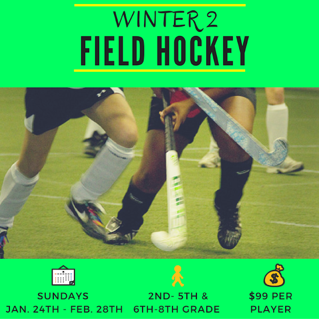BucksMont Winter 2 Field Hockey Instructional