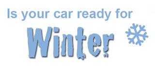 Winter vehicle check