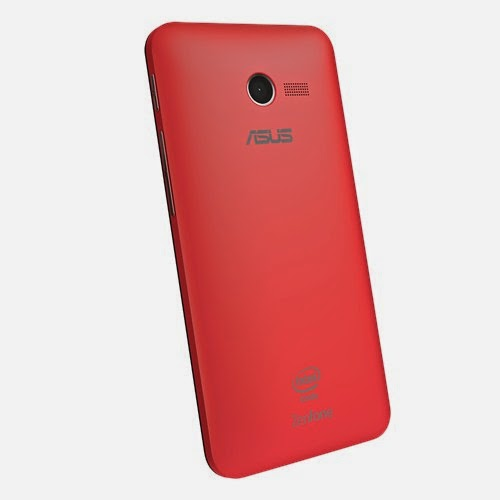 Gallery (photo collection) ASUS Zenfone 4 Cherry Red