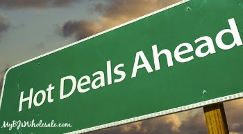Join the Hot Deals Facebook Group