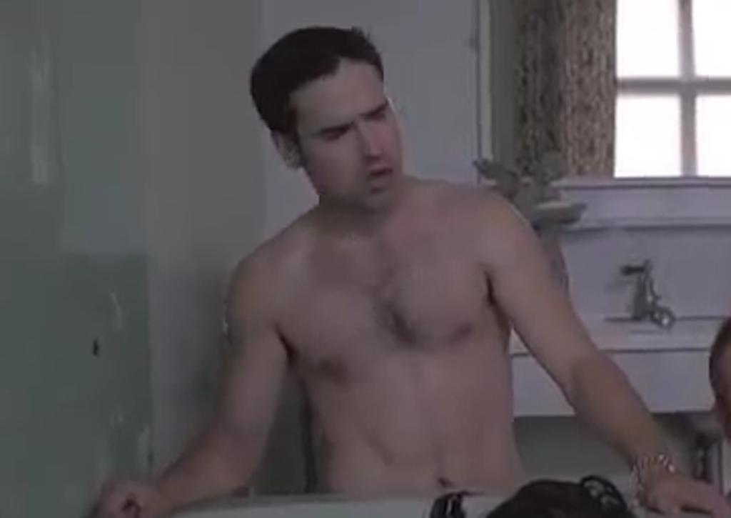 Jessie james shower scene