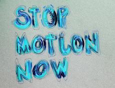 #stopmotionnow
