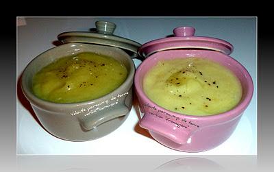 image Velouté poireau-pomme de terre et... à vous de choisir !