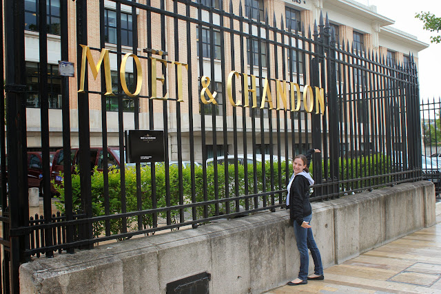 Moet & Chandon, Epernay, France
