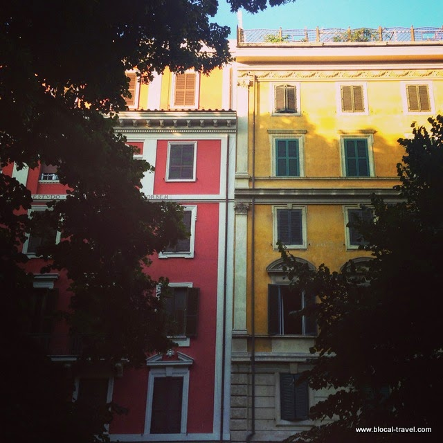 Prati neighborhood, Rome