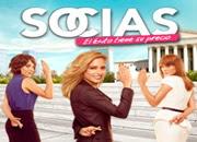 Socias capítulo 14, miércoles 26 junio 2013