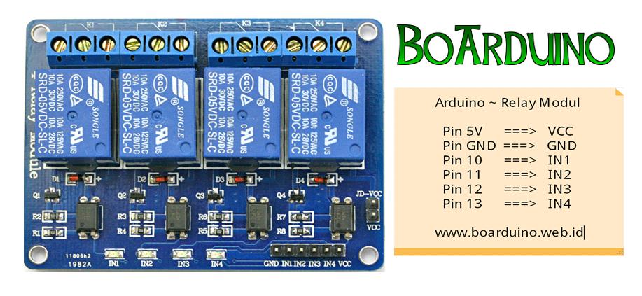 Kontrol relay dengan arduino dan esp web server test
