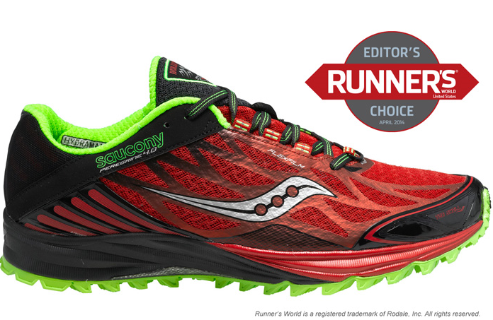 Saucony Peregrine 4 Review (Trail Running Shoe) - Half TRI-ing