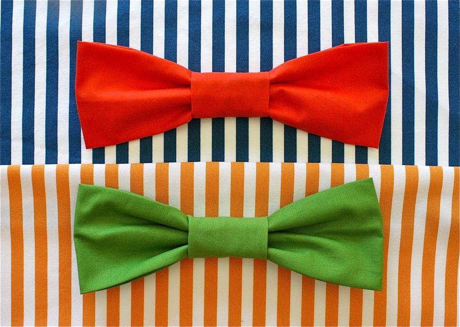 Как сделать галстук-бабочка из бумаги